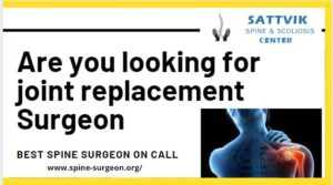 best spine surgeon in india - joint pain specialist